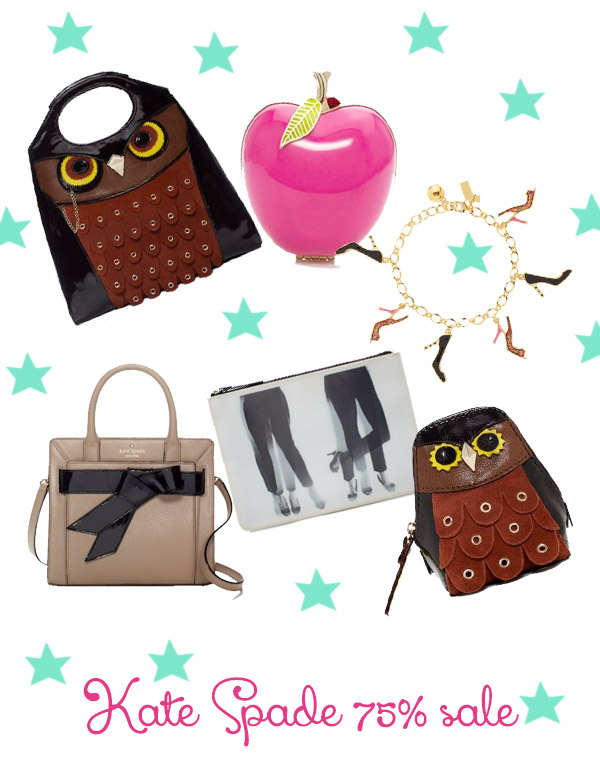 Surprise! Kate Spade Sale...WHAT?! - Styled In The Heartland