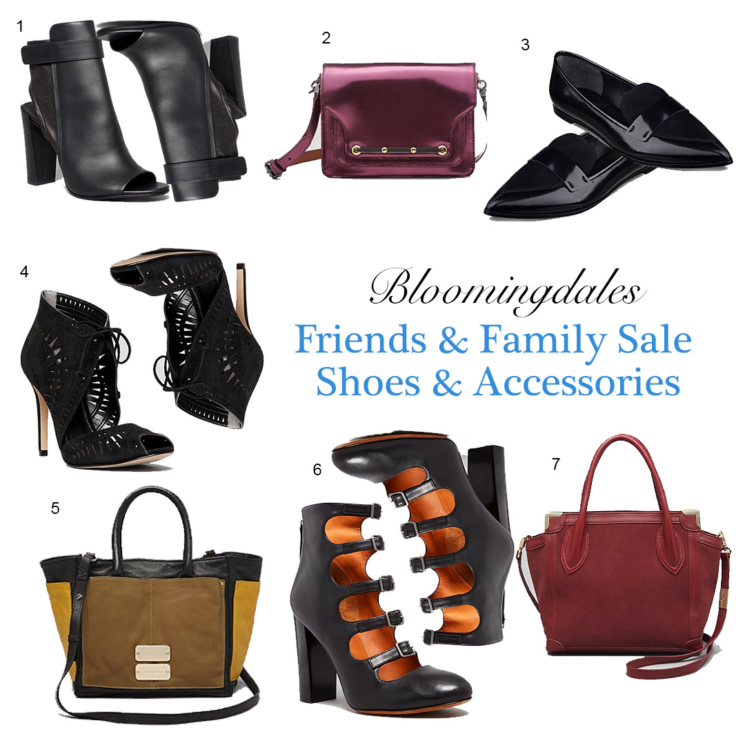 Bloomingdales Friends And Family September
